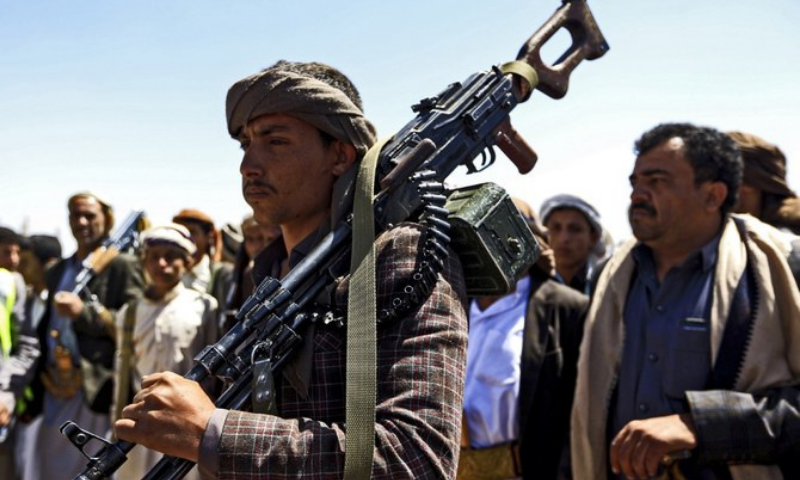 Yemen's Iran-backed Houthi rebels claimed missile and drone strikes that targeted Saudi Arabia on Saturday night and threatened more attacks. — AFP/File