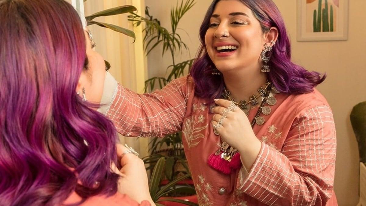 تشہیری مہم میں فربہ ماڈل کے ساتھ سلم و سمارٹ ماڈل کو بھی دکھایا گیا—فوٹو: انسٹاگرام