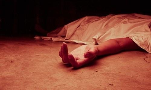 لڑکی کی لاش چچ انٹرچینج کے نزدیک ایک زیر تعمیر عمارت کے اندر سے ملی—فائل فوٹو: شٹر اسٹاک