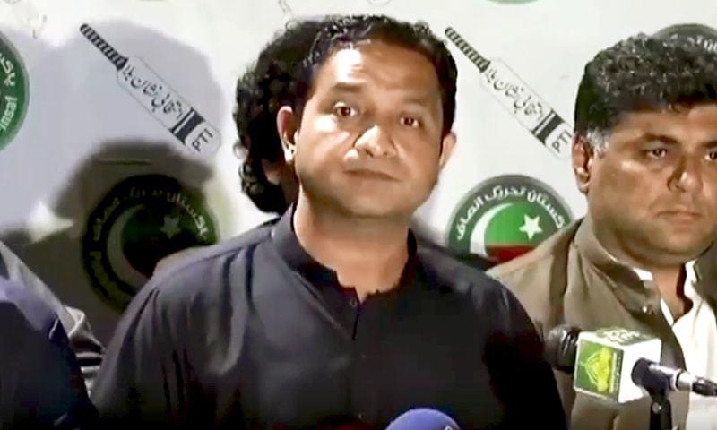 پی ٹی آئی کے 3 اراکین سندھ اسمبلی 'اغوا' کر لیے گئے، خرم شیر زمان کا دعویٰ