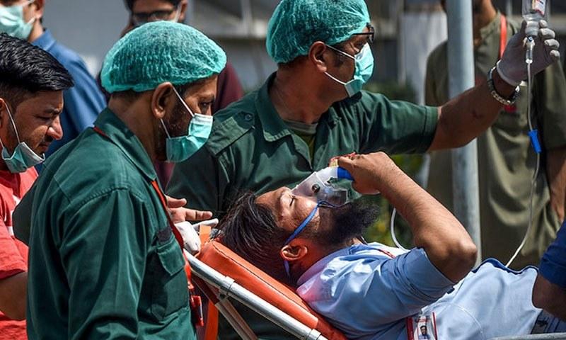 پاکستان میں مزید ایک ہزار 163 وائرس سے متاثر، 42 انتقال کر گئے