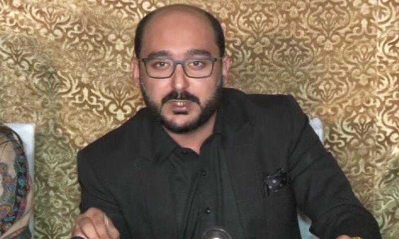 علی حیدر گیلانی نے کہا کہ کبھی ووٹوں کی خرید و فروخت میں حصہ نہیں ڈالا — فوٹو: ڈان نیوز