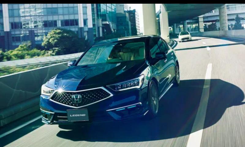 ہونڈا کی 'خودکار ڈرائیونگ' والی گاڑی کی قیمت دنگ کردے گی
