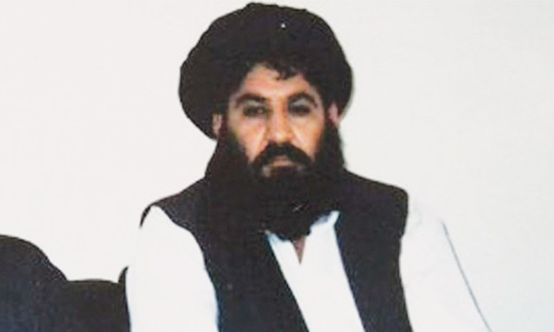 An anti-terrorism court abated on Thursday a case against the slain Afghan Taliban leader Mullah Akhtar Mansour related to generating funds for terrorism through sale and purchase of properties in Pakistan. — Dawn archives