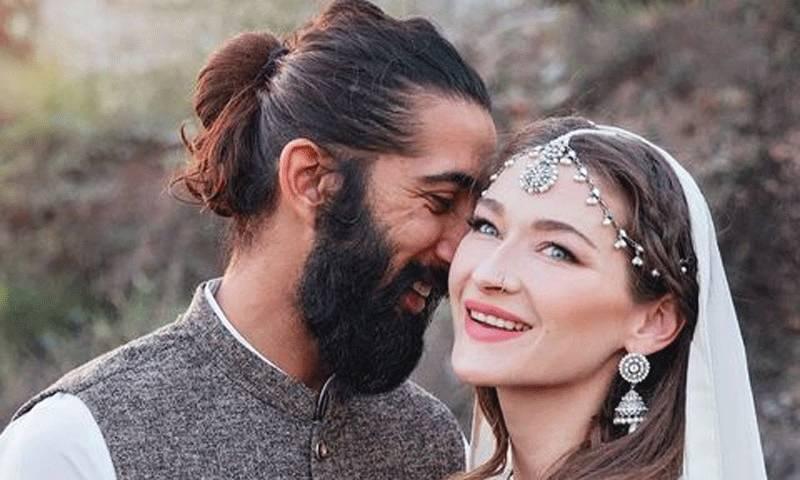 کینیڈین ولاگر روزی گیبریل نے پاکستانی لڑکے سے شادی کرلی