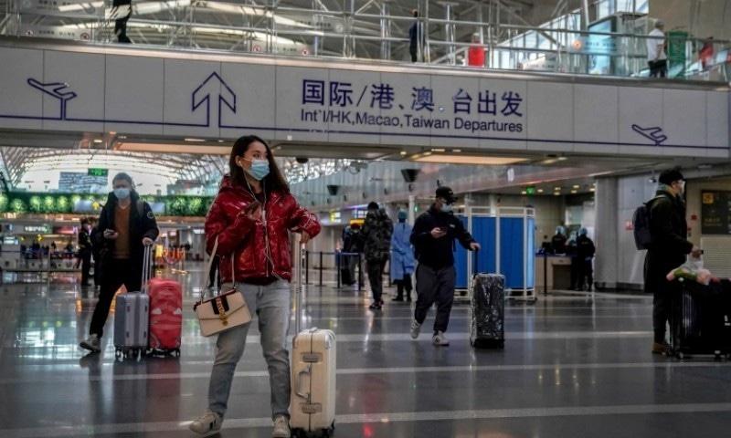چین میں دنیا کا پہلا 'وائرس پاسپورٹ' متعارف