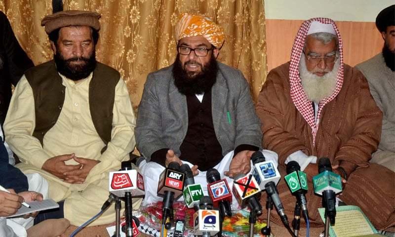 ترجمان جے یو آئی نے کہا کہ مولانا فضل الرحمٰن نے ڈپٹی چئرمین سینیٹ کے لیے مولانا عبد الغفور حیدری کے نام کی منظوری دی — فائل فوٹو / پی پی آئی