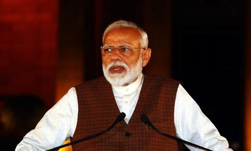 نریندر مودی نے بھارت اور بنگلہ دیش کے درمیان 'پُل' کا افتتاح کردیا