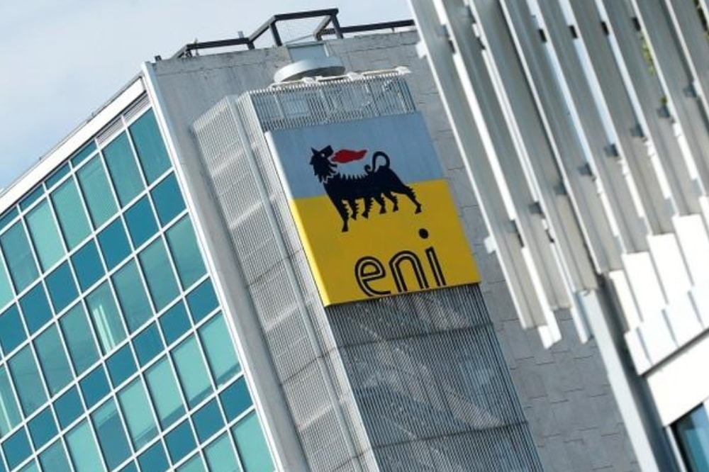 Italian energy company Eni headquarters is seen in Rome, Italy September 30, 2018. — Reuters