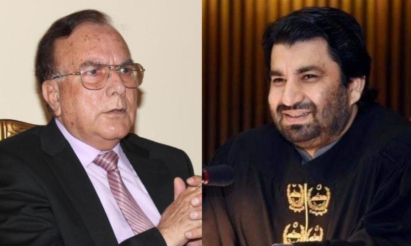 ڈپٹی اسپیکر قومی اسمبلی قاسم سوری، سابق وزیر اعلیٰ پنجاب منظور وٹو کورونا سے متاثر