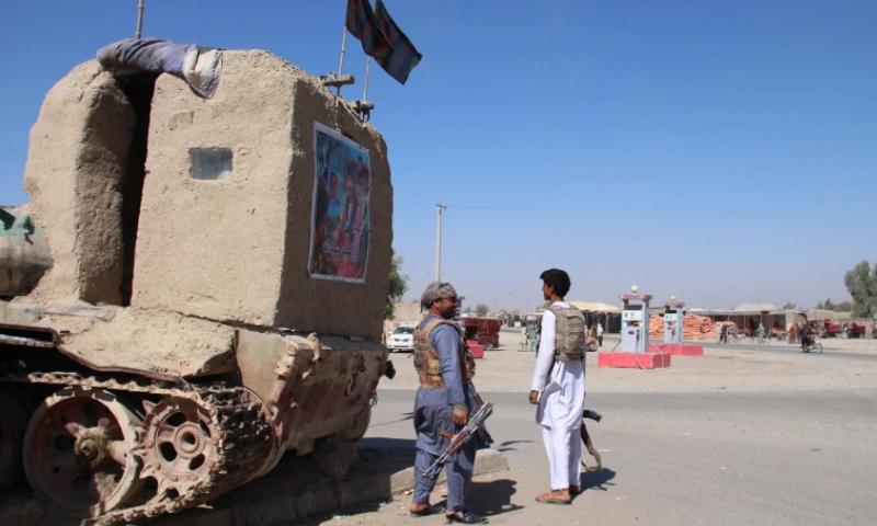 افغان عبوری انتظامیہ میں طالبان کو شامل کیا جائے، روس