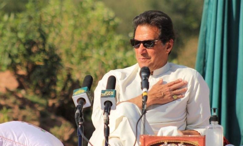 وزیراعظم نے نومنتخب چیئرمین و ڈپٹی چیئرمین کو مبارک باد دی—فائل فوٹو: عمران خان انسٹاگرام