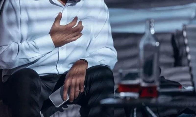 شدید تھکاوٹ مردوں میں ہارٹ اٹیک کا خطرہ بڑھائے