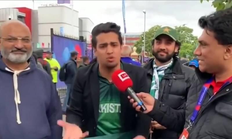 'مارو مجھے مارو' سے مشہور ہونے والے پاکستانی لڑکے کیلئے عالمی اعزاز