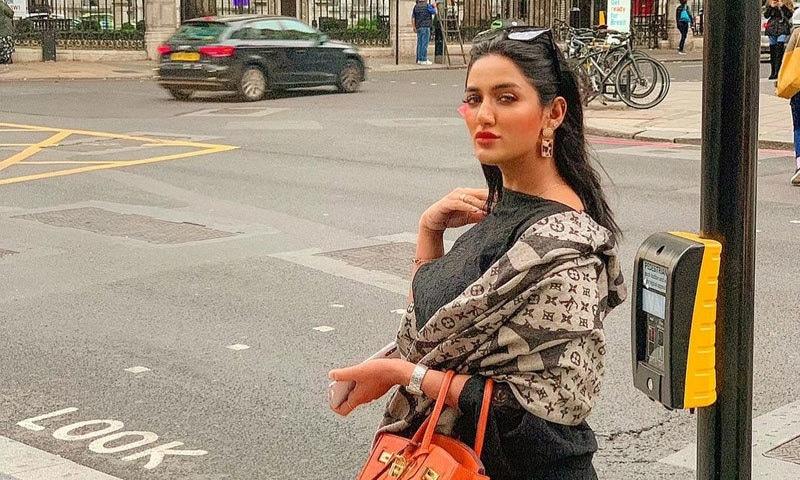 زمبابوے سے پاکستان آئی تو شروع میں یہاں کے معاملات سمجھ میں نہیں آئے، اداکارہ—فوٹو: انسٹاگرام