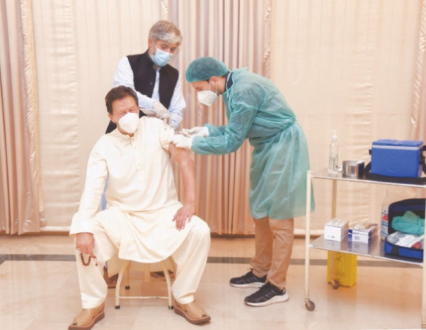 Bloomberg Report: Pakistan Will Take A Decade To Vaccinate 75% Population