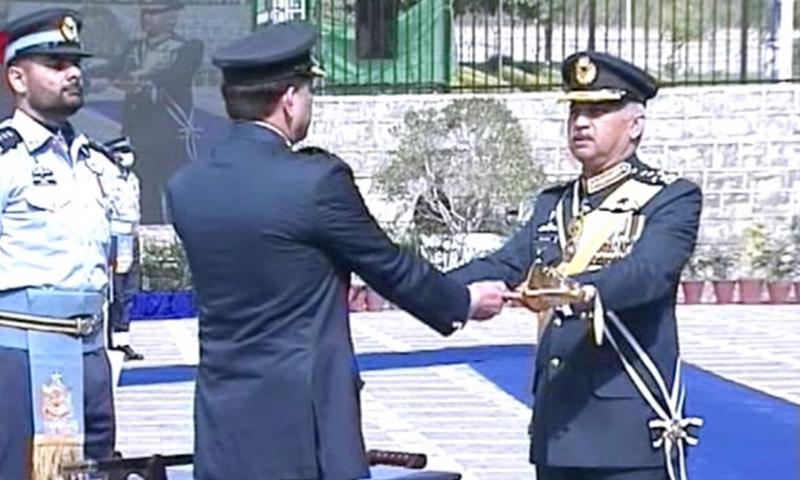 ایئر مارشل ظہیر احمد بابر نے پاک فضائیہ کے نئے سربراہ کا عہدہ سنبھال لیا