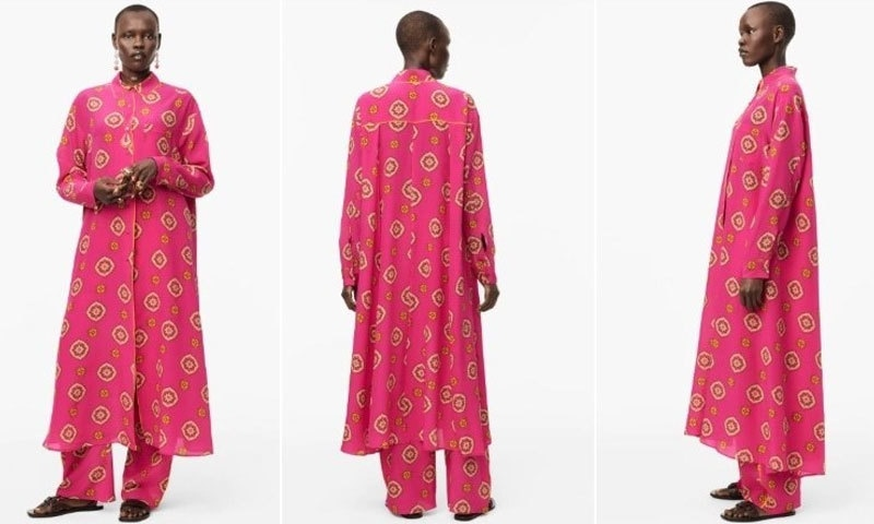 'زارا' کی 20 ہزار روپے کی قمیض میں کیا خاص بات ہے؟