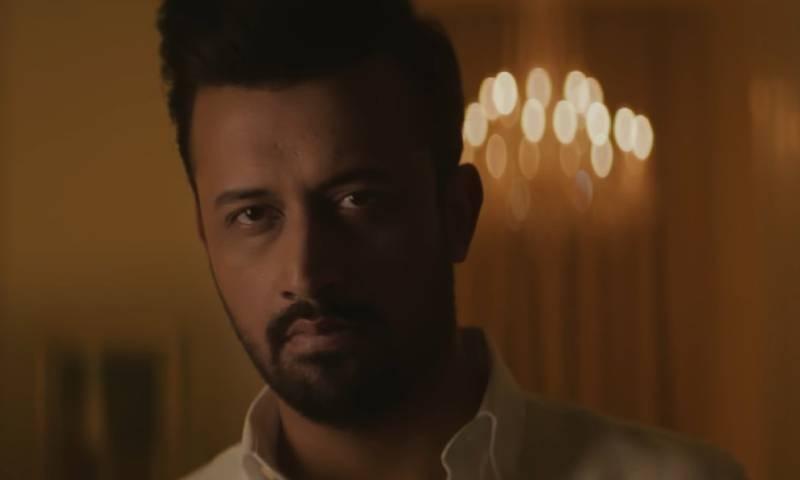 نیا گانا صوفی اسکور کے یوٹیوب چینل پر ریلیز ہوا ہے—  اسکرین شاٹ