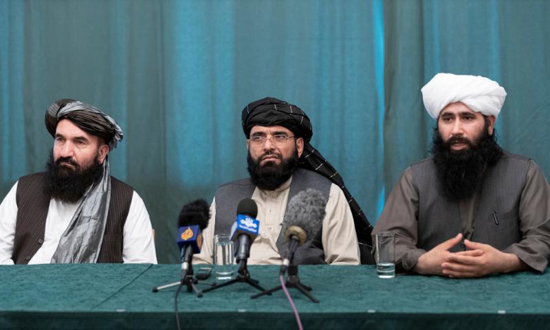 سہیل شاہین نے کہا کہ معاہدے کی خلاف ورزی ہماری طرف سے نہیں ہوگی—فوٹو: اے پی