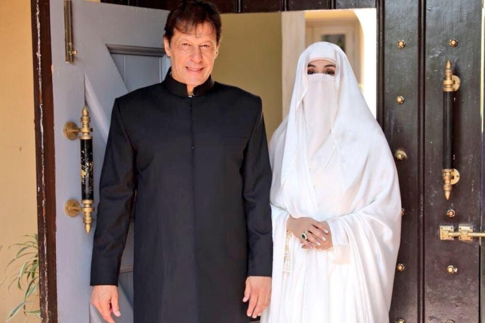 Prime Minister Imran Khan and first lady Bushra Bibi have tested positive for the novel coronavirus. — Photo: Twitter