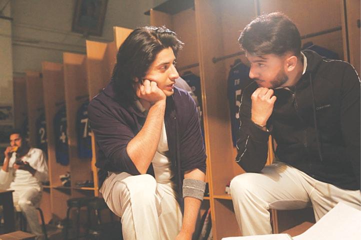 Danyal Zafar and Shahveer Jafry