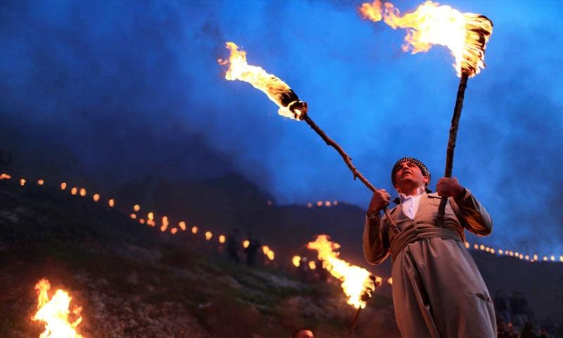 'جشن نوروز' کیا ہے، اسے کب اور کیوں منایا جاتا ہے؟