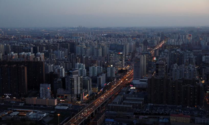 Despite the COVID-19 pandemic, resident incomes continued to grow in all 19 major cities across China. — Reuters/File