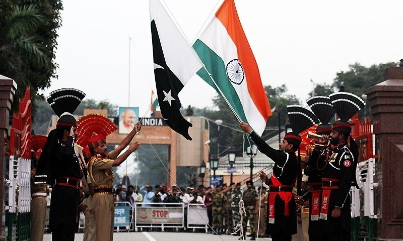 The most sustained effort at a Pakistan-India peace process was from 1998-2007. — File