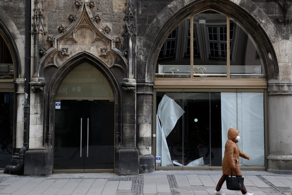 After public outcry, Germany appears set to drop Easter shutdown plan