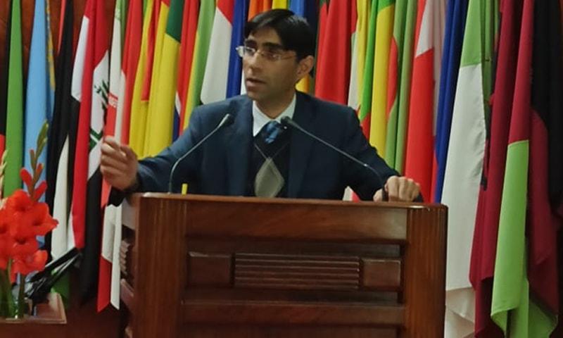معید یوسف نے ان کی بھارت میں بطور ہائی کمشنر تعیناتی کی خبریں مسترد کردیں