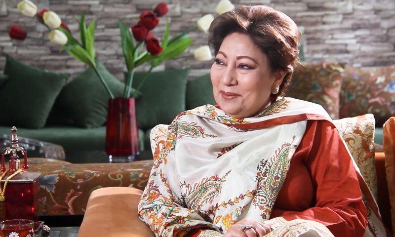 پاکستان کی پہلی ٹی وی میزبان کنول نصیر انتقال کر گئیں