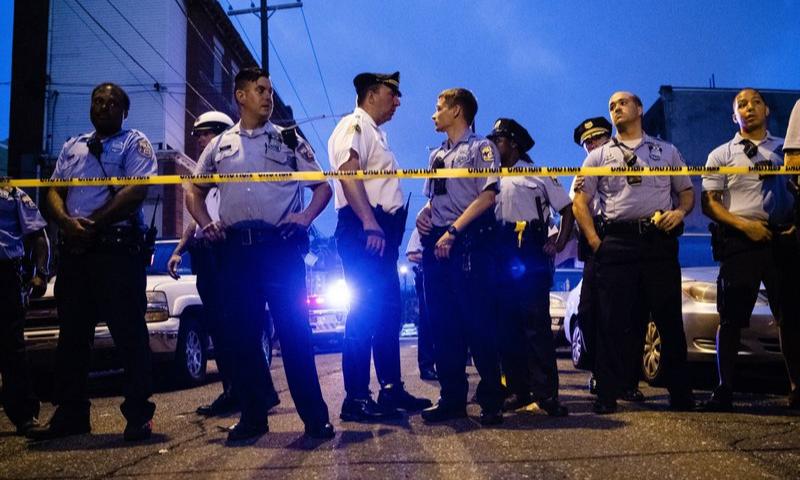 امریکا میں شراب خانے کے باہر فائرنگ، 7 افراد زخمی