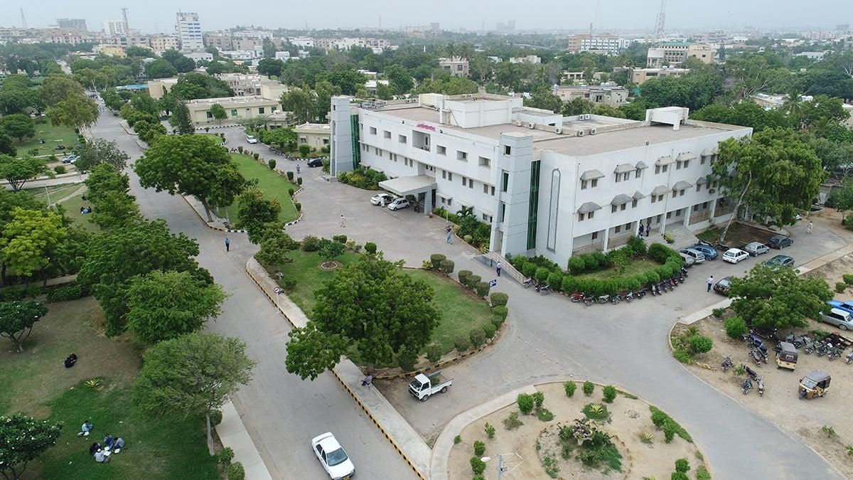 Main campus   Courtesy NED University