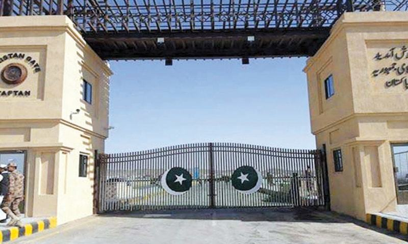 The Iranian authorities on Sunday handed over 113 Pakistani nationals to the Levies Force at Raahdari Gate of the Taftan border in Chagai district. — File