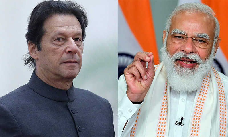 پاکستان بھی بھارت سے پرامن اور تعاون پر مبنی تعلقات چاہتا ہے، وزیر اعظم کا جوابی خط