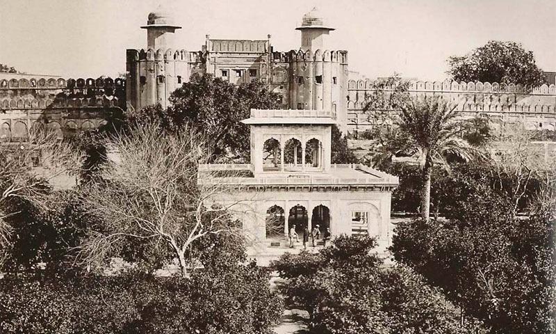 قلعہ لاہور، تصویر — وکی پیڈیا