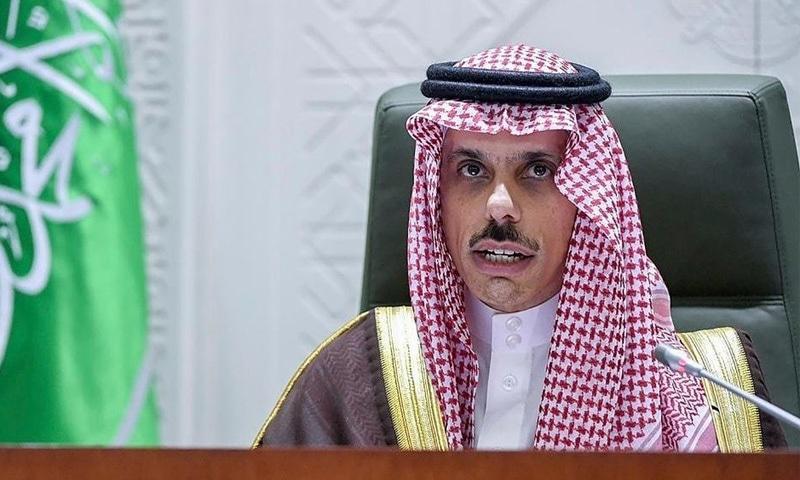 یہ بات سعودی وزیر خارجہ نےامریکی نشریاتی ادارے سی این این کو دیے ایک انٹریو  میں کہی—فائل فوٹو: اے پی
