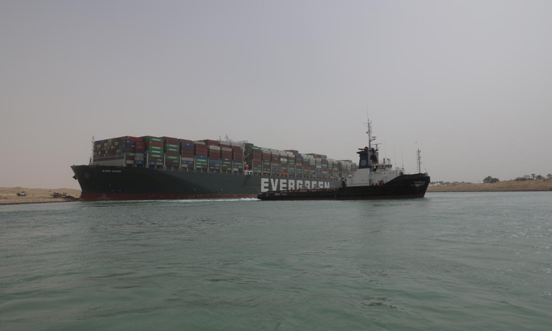 Suez Canal shipping backlog ends but probe continues