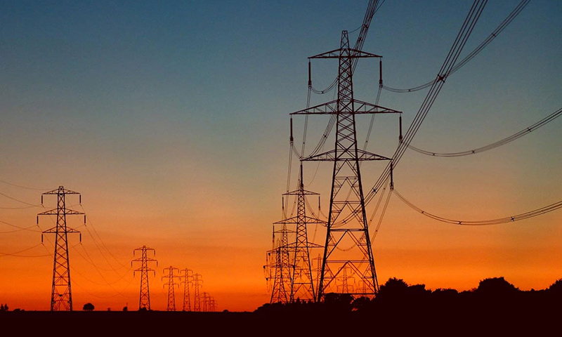 The convertor station is one of the major parts of the 1,270km High Voltage Direct Current (HVDC) transmission line originating in Kyrgyzstan and ending in KP. — AFP/File