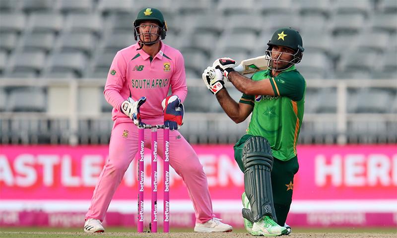 دوسرا ون ڈے: فخر زمان کے 193 رنز کے باوجود پاکستان کو شکست