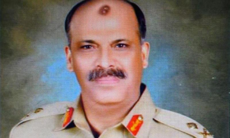 میجر جنرل ثاقب محمود کی لیفٹیننٹ جنرل کے عہدے پر ترقی