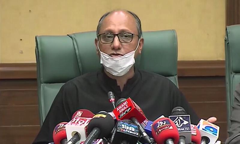 'بین الصوبائی ٹرانسپورٹ، ہوائی سفر جاری رہا تو سندھ میں کورونا کے کیسز بڑھیں گے'