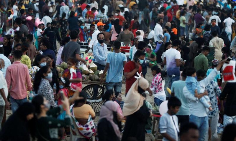 بھارت میں کورونا وبا کے آغاز سے اب تک کے ریکارڈ ایک لاکھ سے زائد کیسز رپورٹ