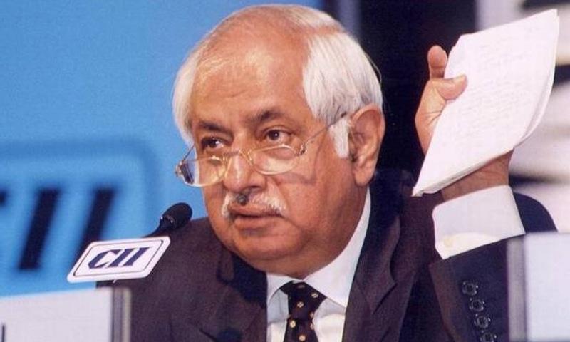 This file photo shows Satinder Lambah. — AFP
