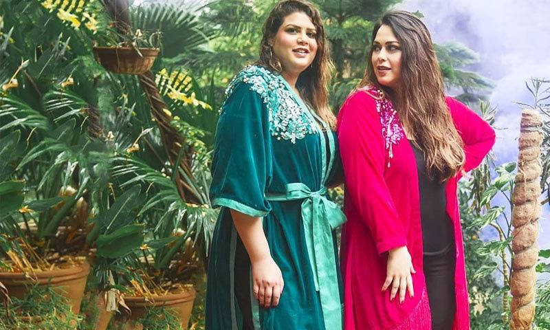 فربہ خواتین کے لیے لباس تیار کرنے والا ملک کا پہلا فیشن برانڈ