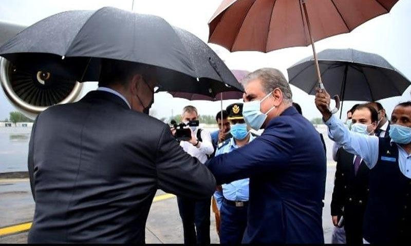 روسی وزیرخارجہ دو روزہ دورے پر اسلام آباد پہنچ گئے