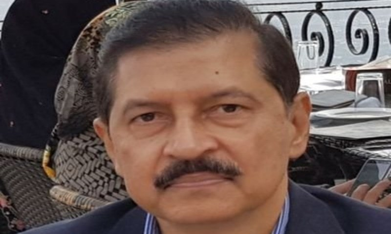 Javed Ghani, who is the fourth chairman of the FBR appointed in the tenure of the PTI-led government, will reach superannuation on April 10. — Photo: Twitter/File