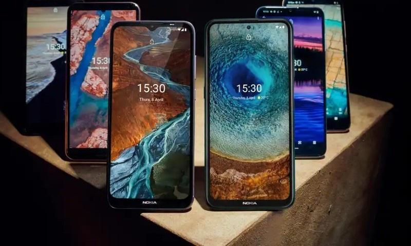 نوکیا کے سی، جی اور ایکس سیریز کے 6 فونز متعارف