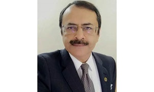 Asim Ahmad is the fifth FBR chairman appointed during the two-and-a-half-year tenure of the PTI-led government. — Photo courtesy: FBR website